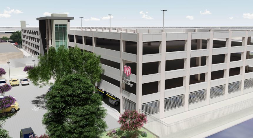Fresno City College is getting a parking structure!